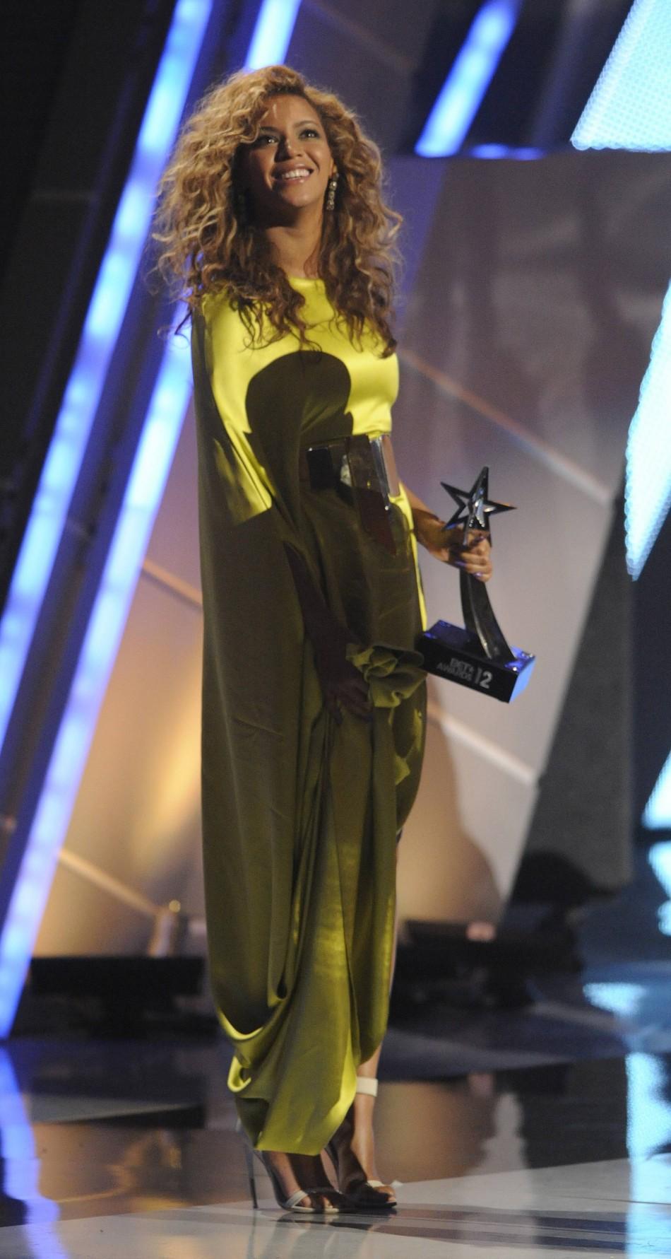 Bet Awards 2012 Beyoncé