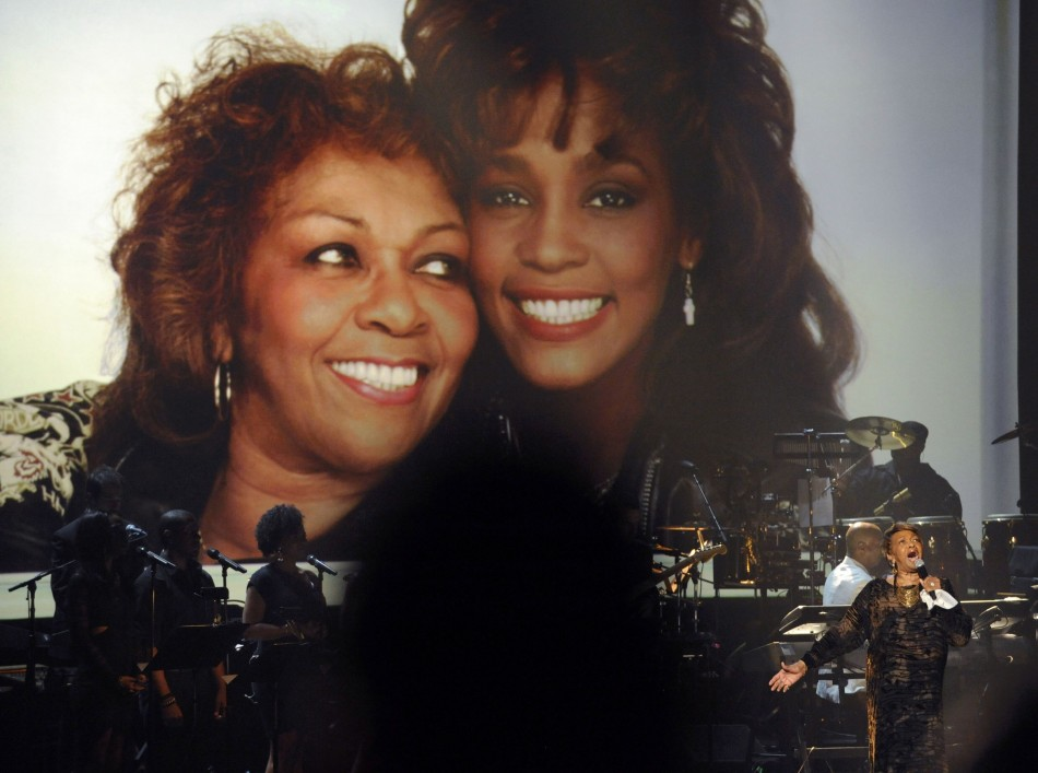 Brown Houston Daughter Daughter Whitney Houston's