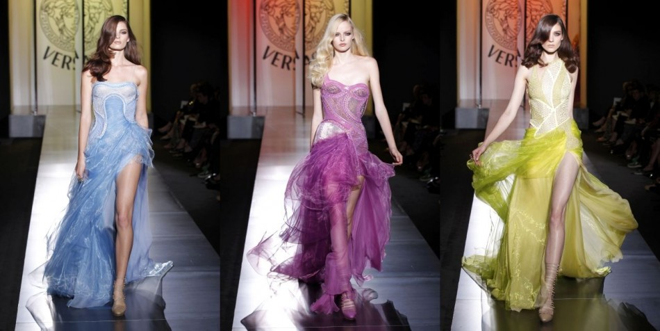 Return of Atelier Versace: Italian Fashion Brand Hits Runway with ...