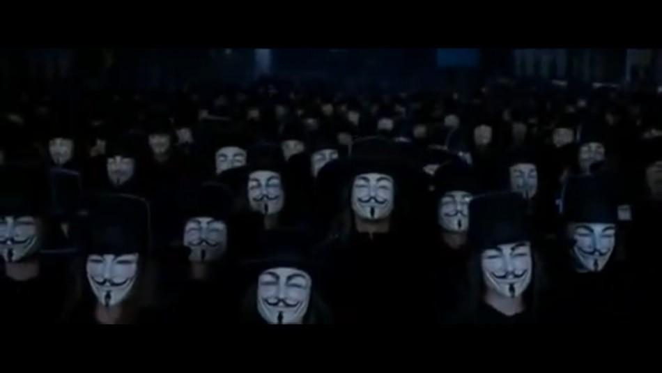 V For Vendetta Mask Wallpaper Army Operation Vendetta: An...