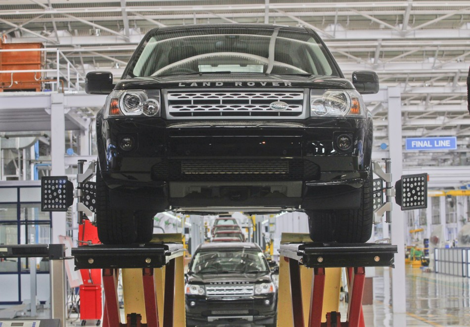 Jaguar Land Rover Seals Joint Venure Deal With China's Chery