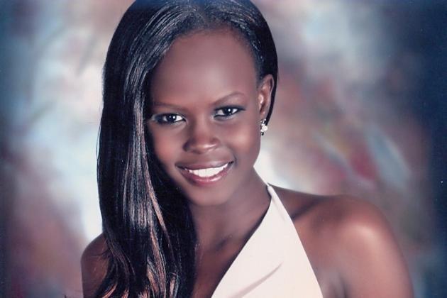 Miss Sudan 2012