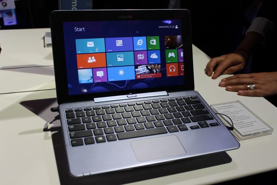 Samsung Ativ Smart Pc Hands On