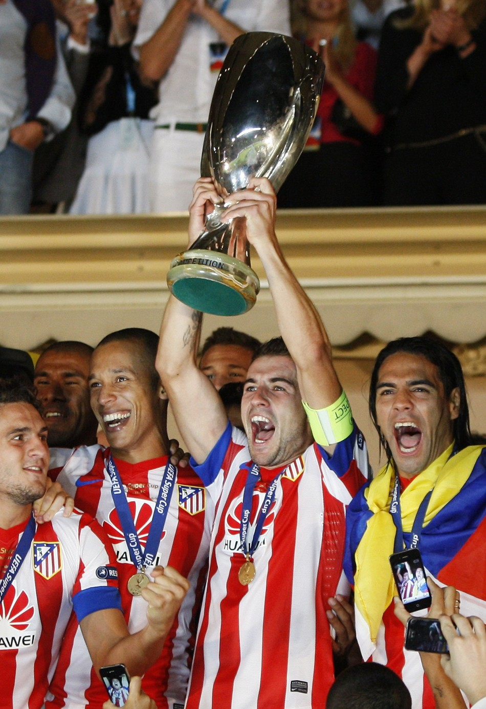 Atletico  Guides as to Chelsea Falcao Cup Humiliated Super