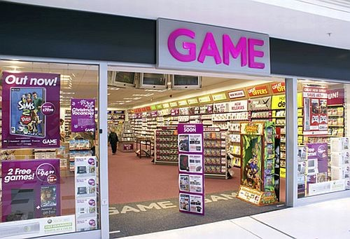 gameshop online
