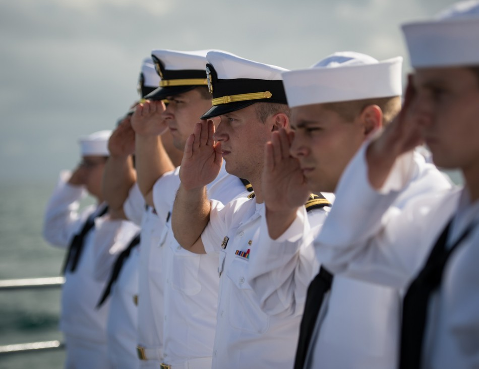 Neil Armstrong, First Man on Moon, Buried at Sea [PHOTOS ...