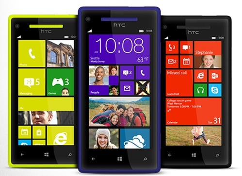 HTC Windows Phone 8X and 8S Get UK Prices and Release Dates