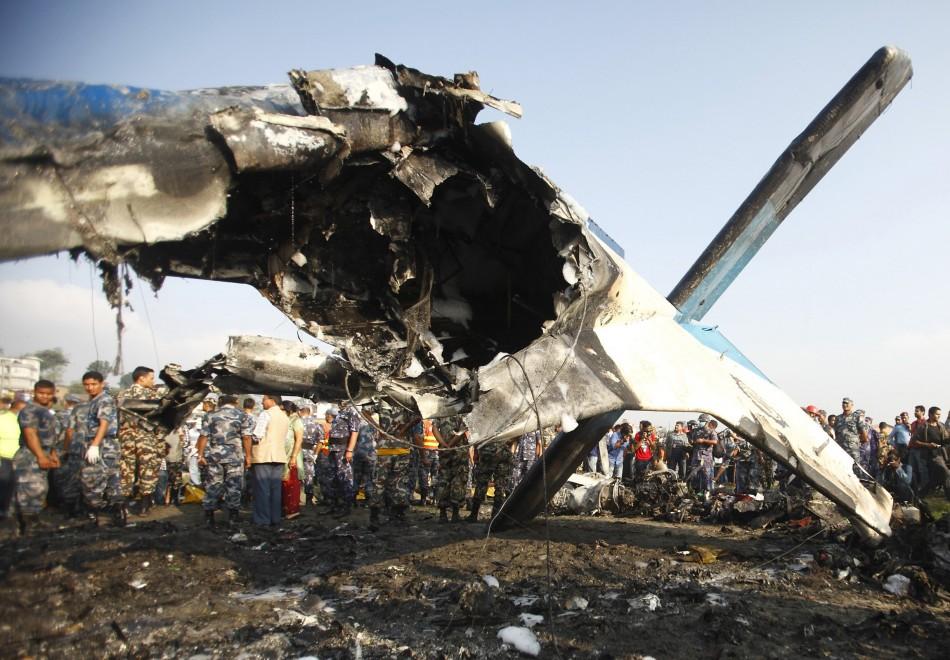 Nepal Plane Crash Kills 19 Including Seven Britons [VIDEO ...