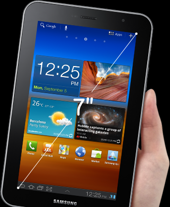 How to Update Samsung Galaxy Tab 7.0 Plus to XXLQ3 Android 4.0.4 Official Firmware
