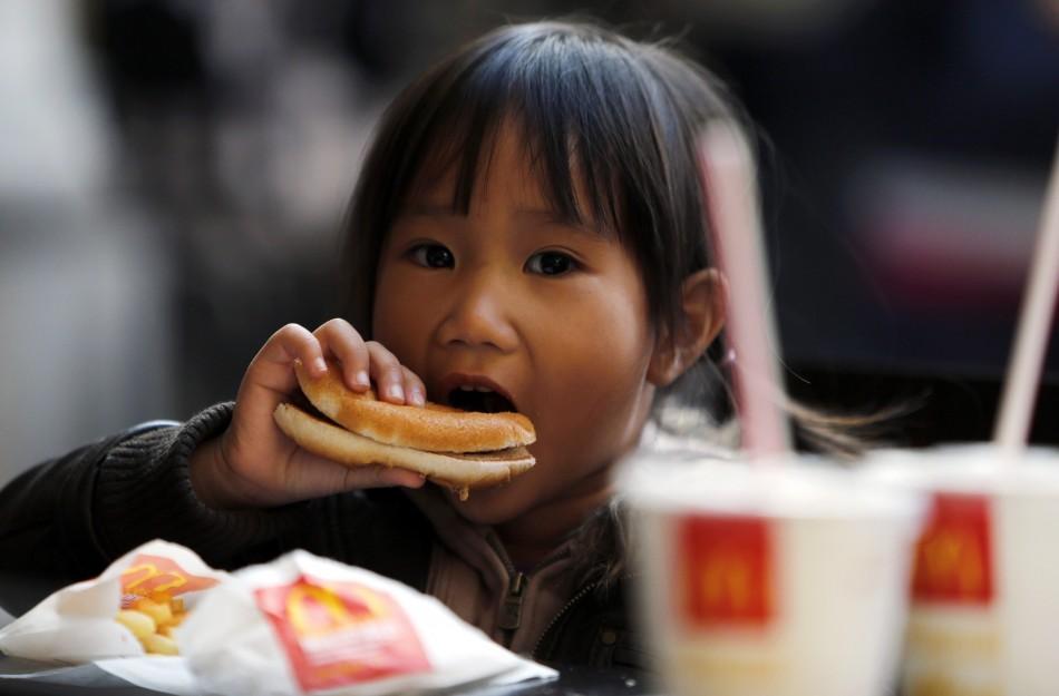 mcdonald's profits fall on slowing global economy and