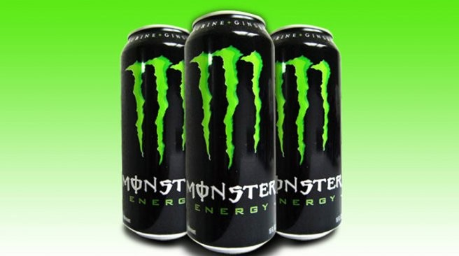 Monster Energy Drink Death Uk