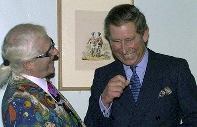 Jimmy Savile Sex Scandal He Liked Licking Prince Charles