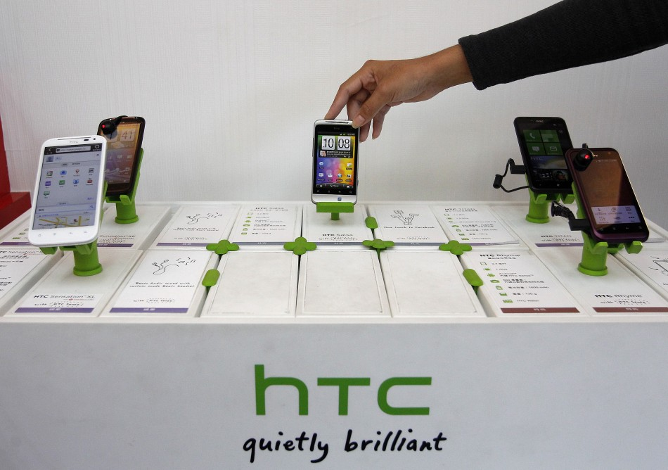 HTC Doomed Following Apple Patent Deal