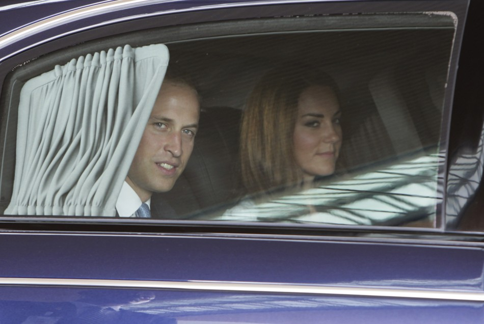 Duke and Duchess Cambridge