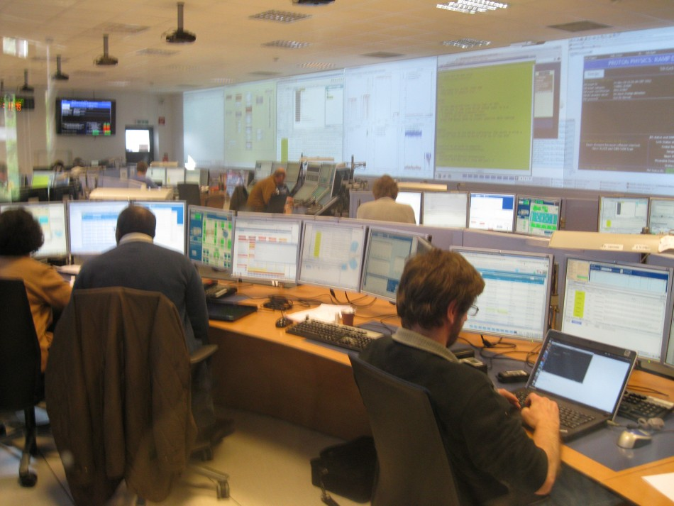 Atlas Control Room