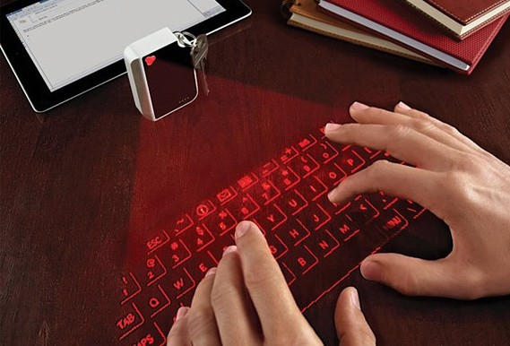 Christmas buyer guide laser keyboard