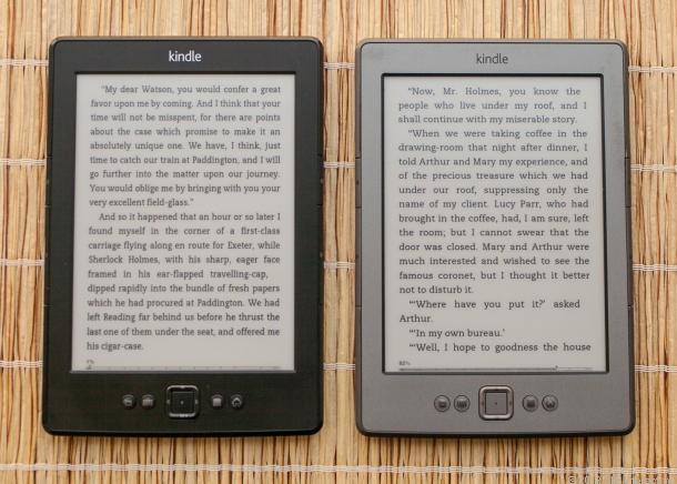 Kindle Christmas buyer guide