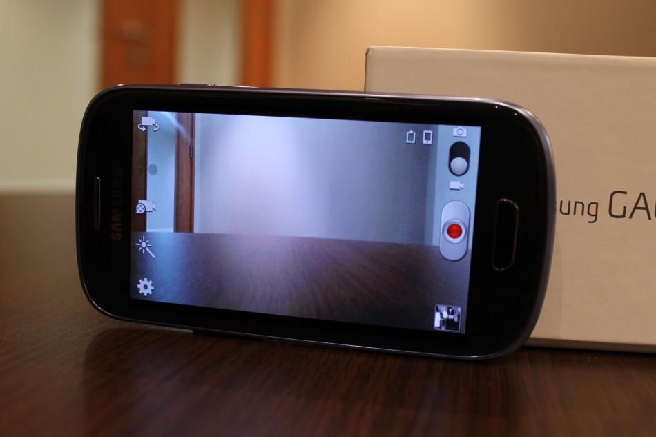 Samsung Galaxy s3 Mini Camera Samsung Galaxy s3 Mini