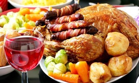 Christmas 2012: Four Alternative Festive Recipes