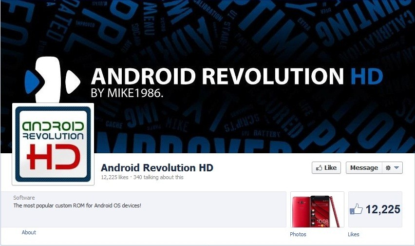 how to use roms on android