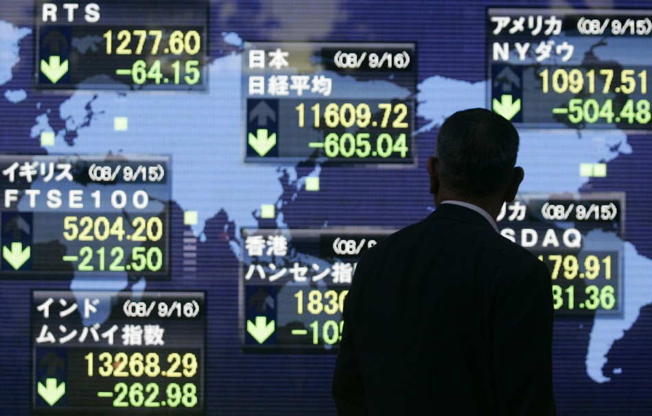 China to Lead 'Great Rotation' in Global Financial Markets ...