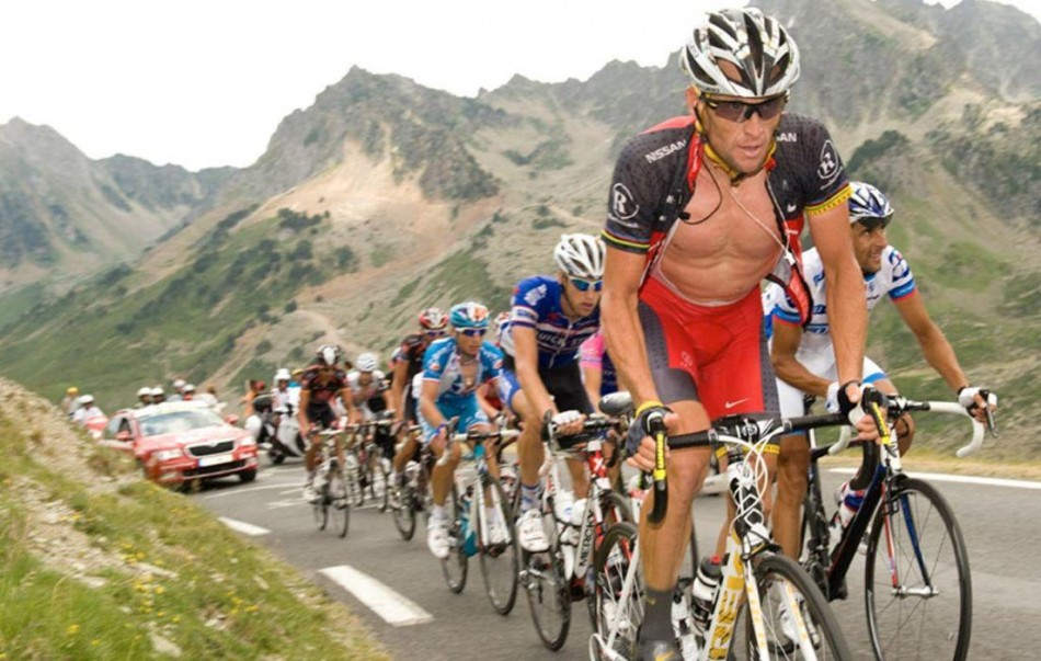 the early life and times of cycling champion lance armstrong Cyclist lance armstrong survived testicular cancer and was stripped of seven tour de france titles in 2012 due to doping charges  lance armstrong biography  the cycling champion.