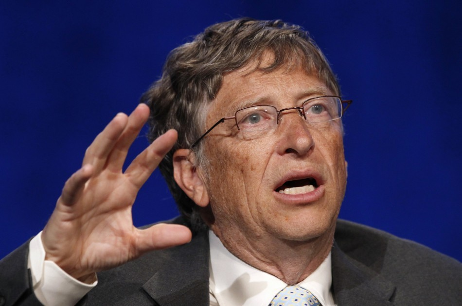 Bill Gates Polio Bill Gates to Spend His