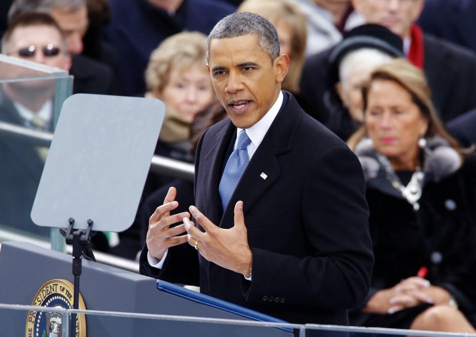 President 2013 Inauguration 2013 Inaugural Speech