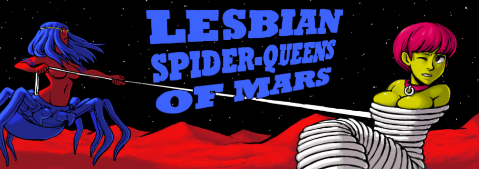 Queer games lesbian spider queens