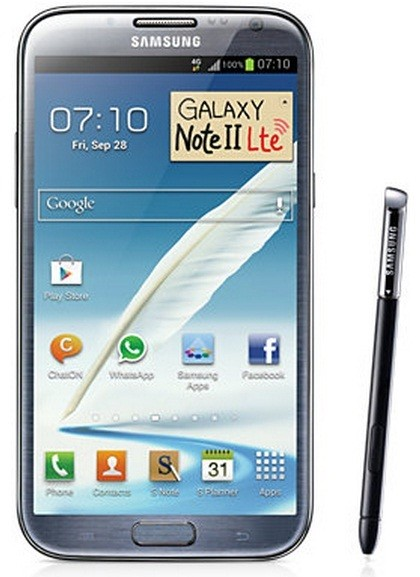 Samsung Galaxy Note 2 LTE