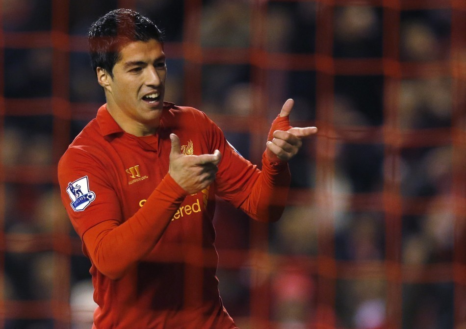 Luis Suarez vows to stay with Liverpool