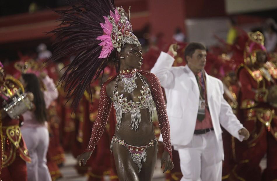 Hot Rio Carnival Carnival Parade in Rio de