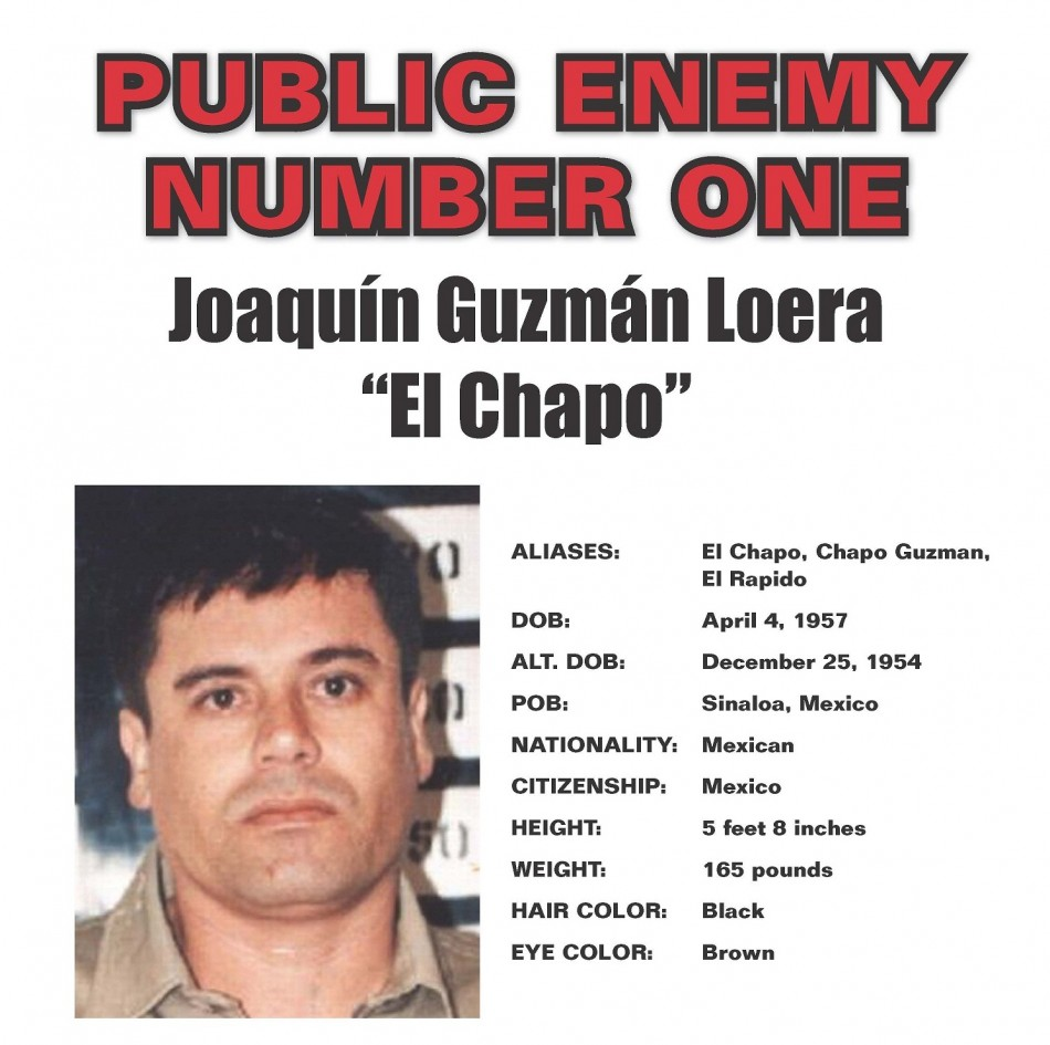 el chapo guzman Learn more about drug kingpin joaquin guzman loera, aka el chapo, and the sinaloa drug cartel at biographycom.