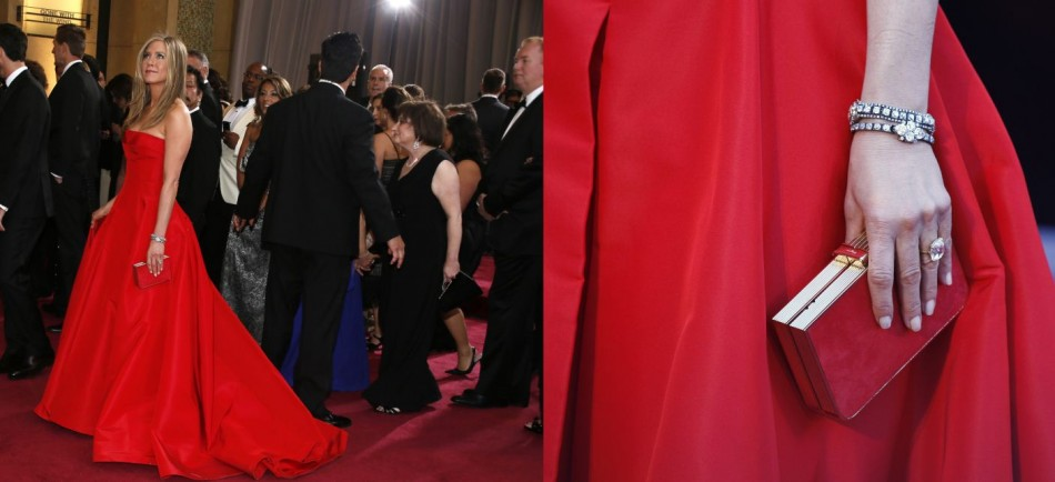 Oscars 2013: Stunning Celebrity Jewellery and Accessories on the ...