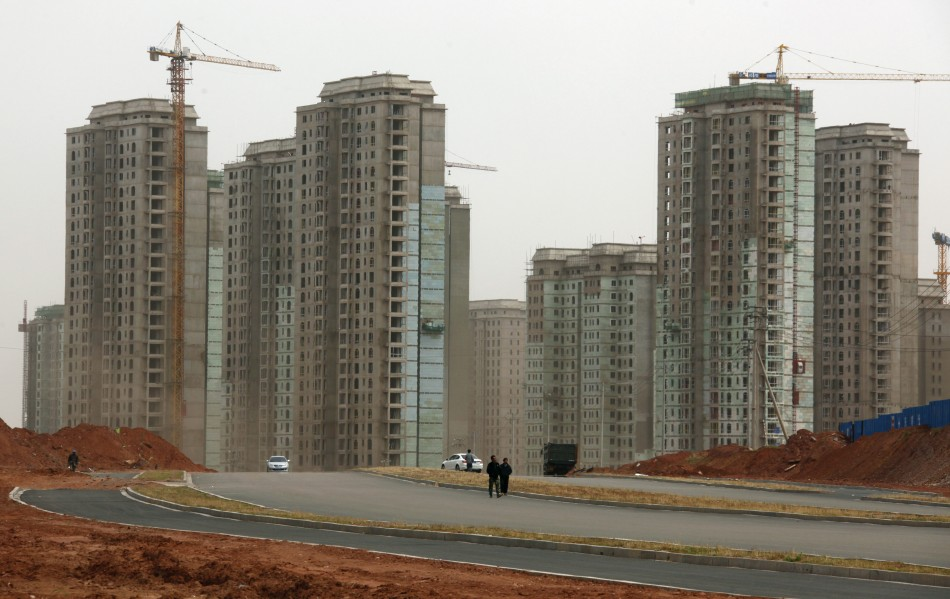 china 39 s ghost towns deserted cities raise fears of debt crisis