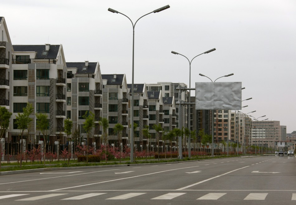 condos are seen in china reuters real estate development in china