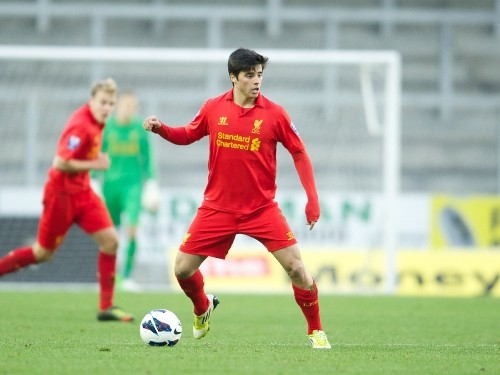 Mid - season Review : Liverpool loaned out players 5