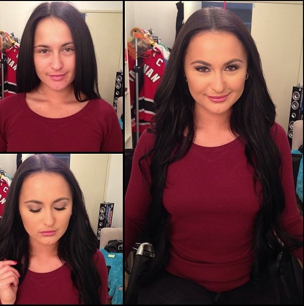 Makeup melissa murphy posts before and after pictures photos