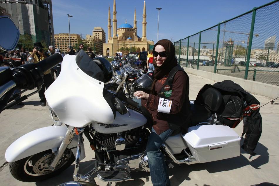 Saudi Arabia Women Finally Allowed To Ride Bikes As