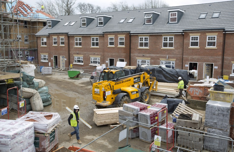 uk housing crisis construction sector shortages hindering