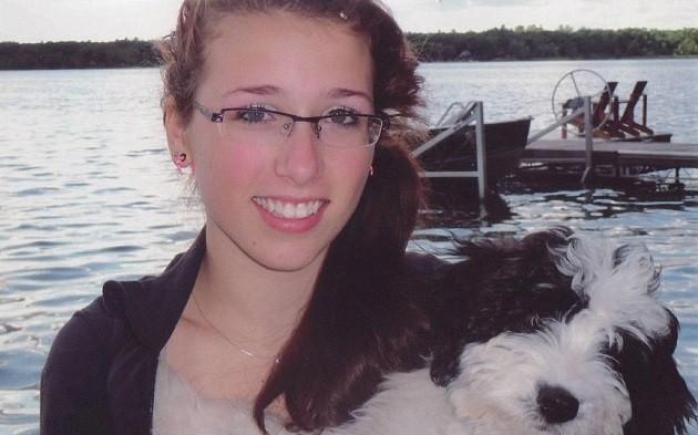 Classmate threatened hed slash lesbian teens throat