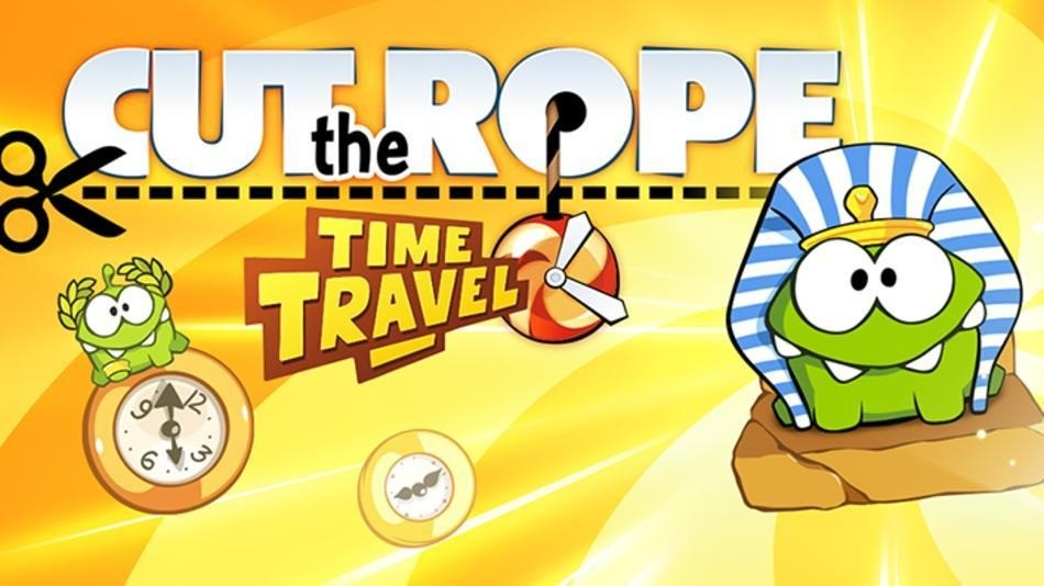 Cut the Rope Time Travel review