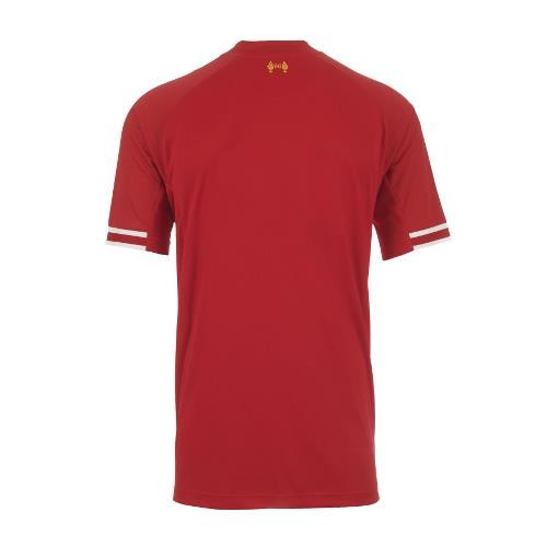 Liverpool Kit History 14: Liverpool 2013/14 Home Kit: First Pictures
