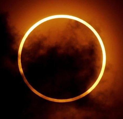 Ring Of Fire Eclipse Definition