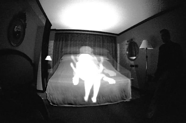 Ghost porn sex video