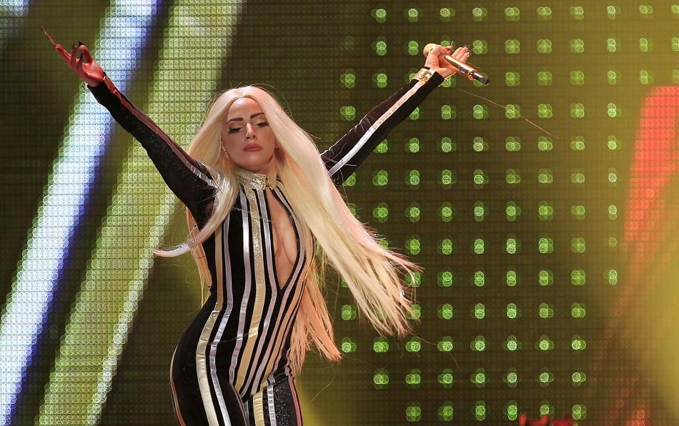 Lady Gaga 2013 Weight Loss