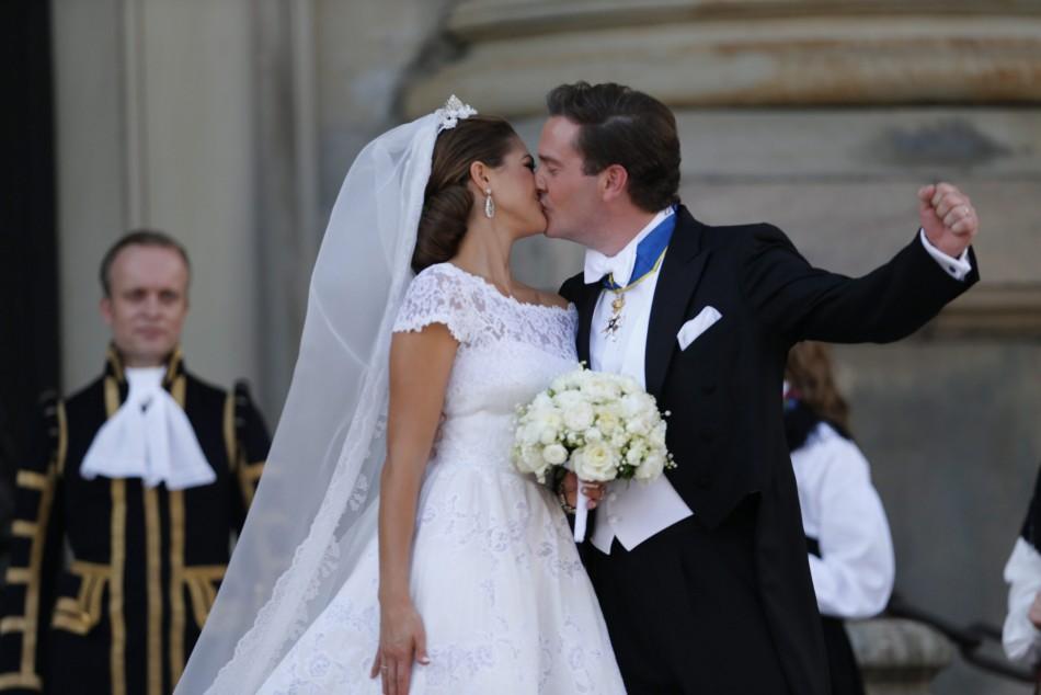 swedish royal wedding photos