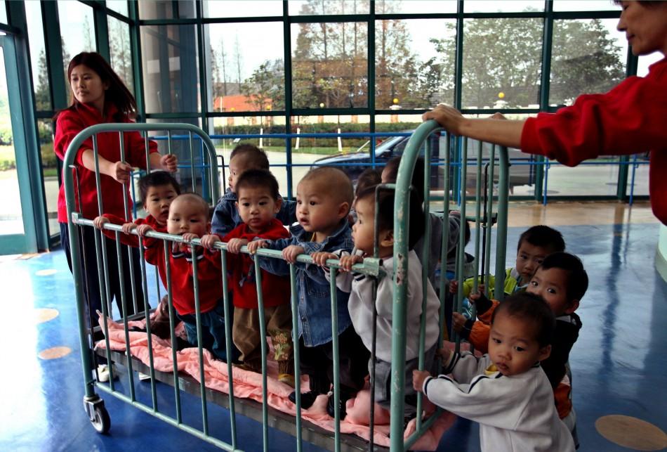 China Bans Secret Adoption Of Abandoned Babies