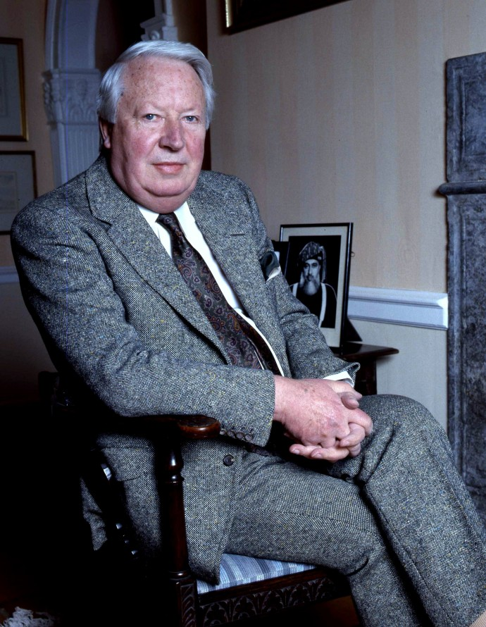 Sir Edward Heath: Alleged victim claims he was 'raped by ...