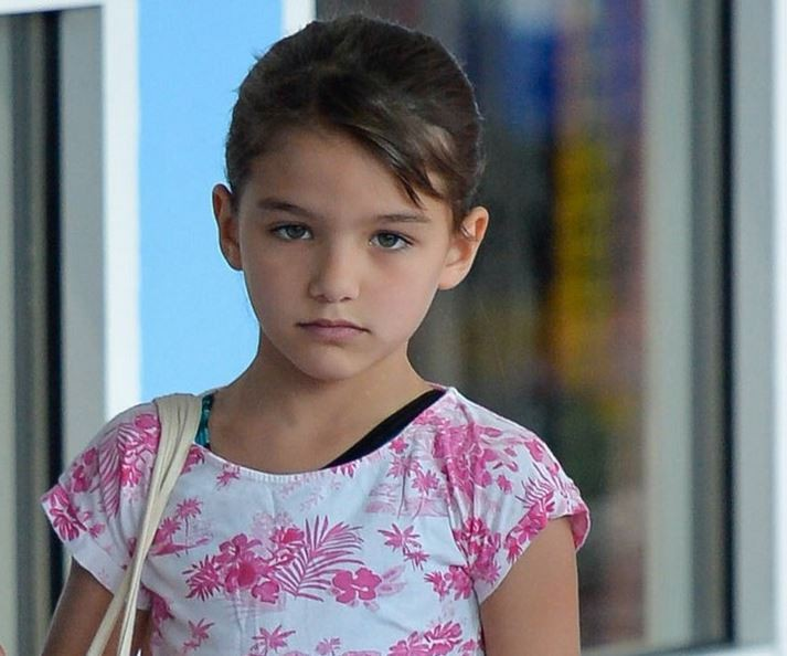 Suri Cruise Abused by ...